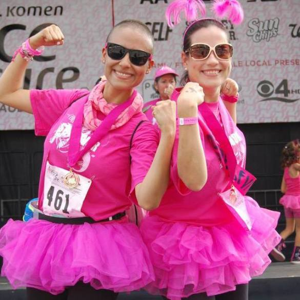Courtesy Susan G. Komen Miami/Ft. Lauderdale